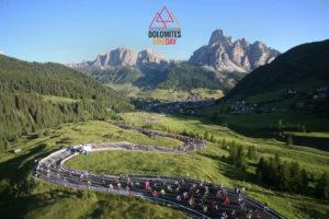 Maratona dles Dolomites, Passo Campolongo