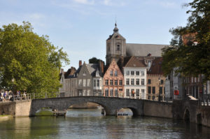 Canali a Bruges