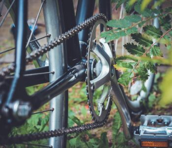 Trasmissione di una bicicletta