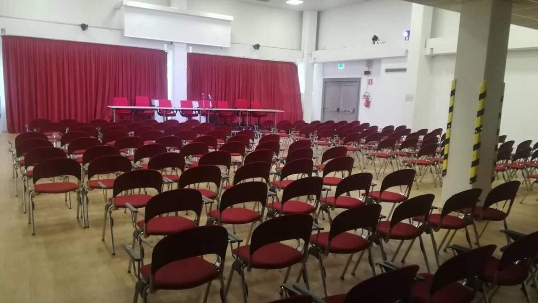 Sala polivalente Clarina - Trento