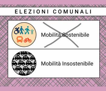 scheda elettorale per la mobilità sostenibile